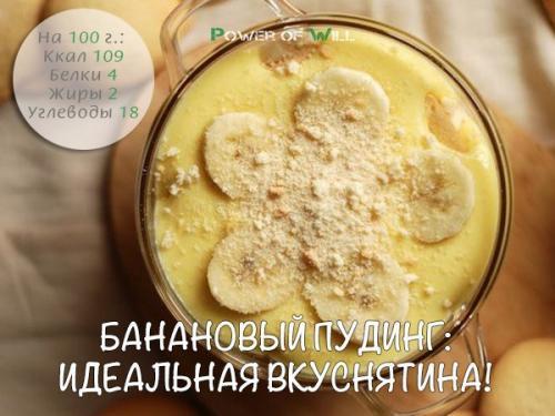 5 рецептов десертов с бананами, которые сведут вас с ума!