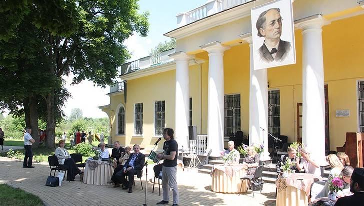 В Овстуге состоялся Тютчевский праздник «Родник поэзии твоей»