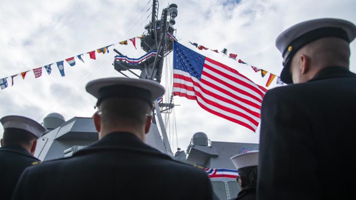 США в Чёрном море: Сценарии войны