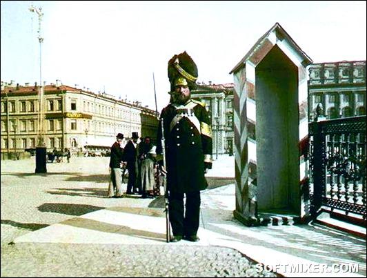 Россия 1896 года на цветных фото Франтишека Кратки