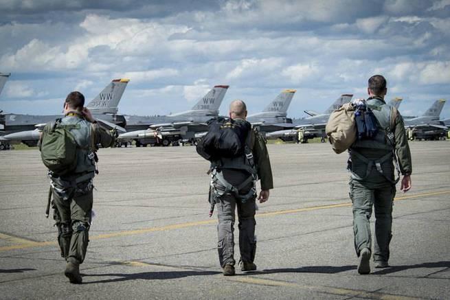 Утраченное господство. Американцы признали слабость ВВС США