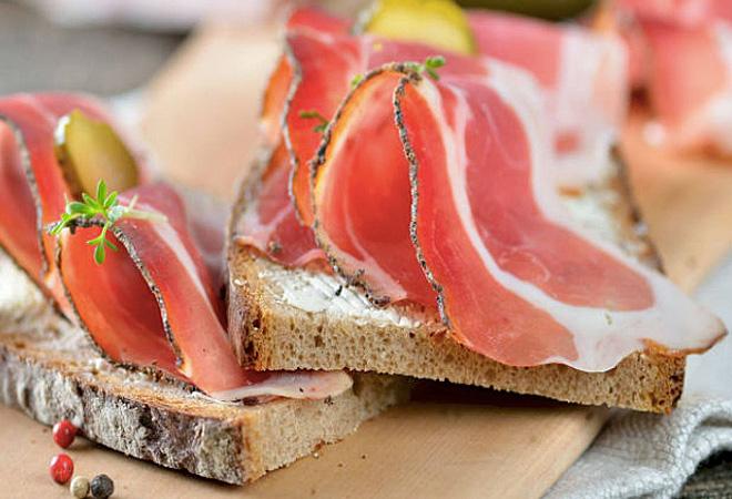 Мясной отдел Тосканы: что едят итальянцы