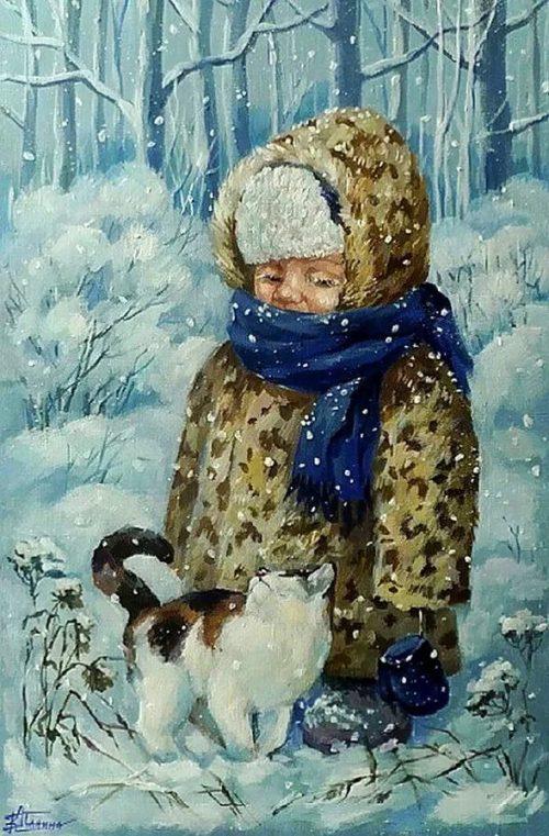 художник Кира Панина картины – 11