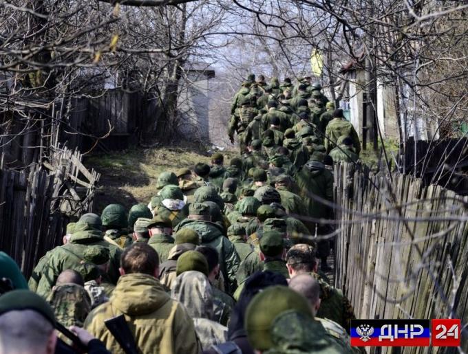 Захарченко: ДНР в ближайшее время ожидает обострения на линии фронта