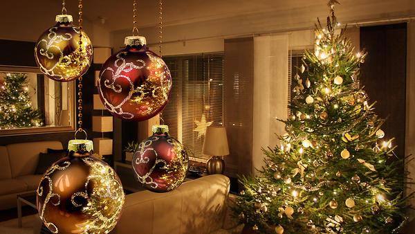 Новогодняя елка: 5 оригиналь…