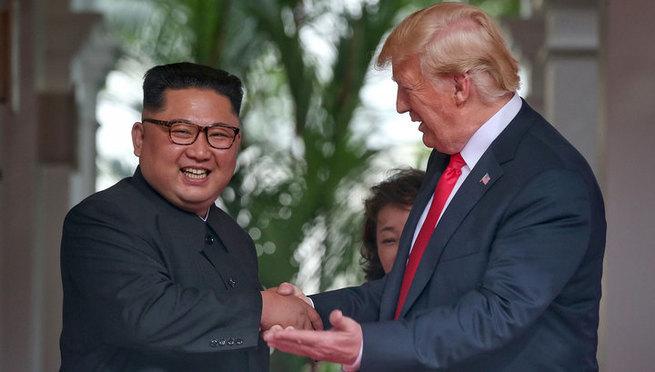 Сказка о Трампе-миротворце больше не работает: Ким Чен Ын пошел на обострение