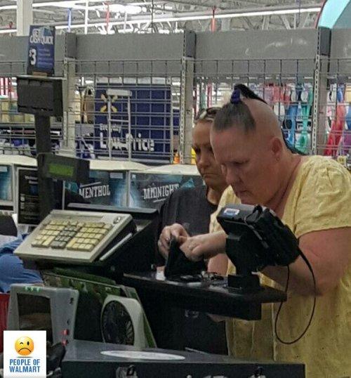 Чудаки и чудачества в Walmar…