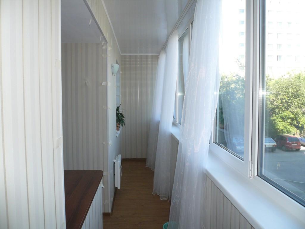 Как присоединить балкон к комнате и утеплить.