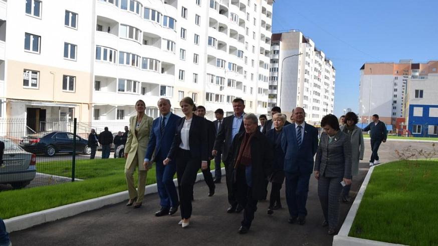 В посёлке Солнечный-2 открыл…