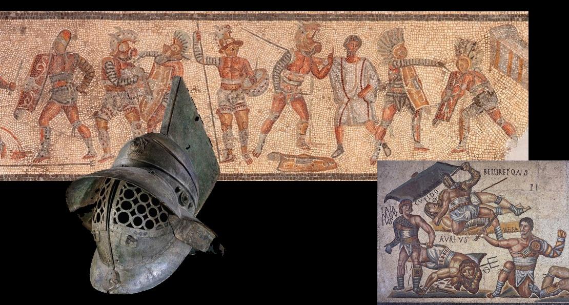 Легко ли быть рудиарием? Как выживали самые отважные и умелые гладиаторы Древнего Рима история