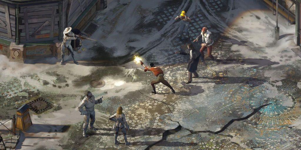 Лучшие игры, похожие на Wasteland 3 action,adventures,arcade,fantasy,mmorpg,pc,ps,xbox,Аркады,Игры,Приключения,Фентези