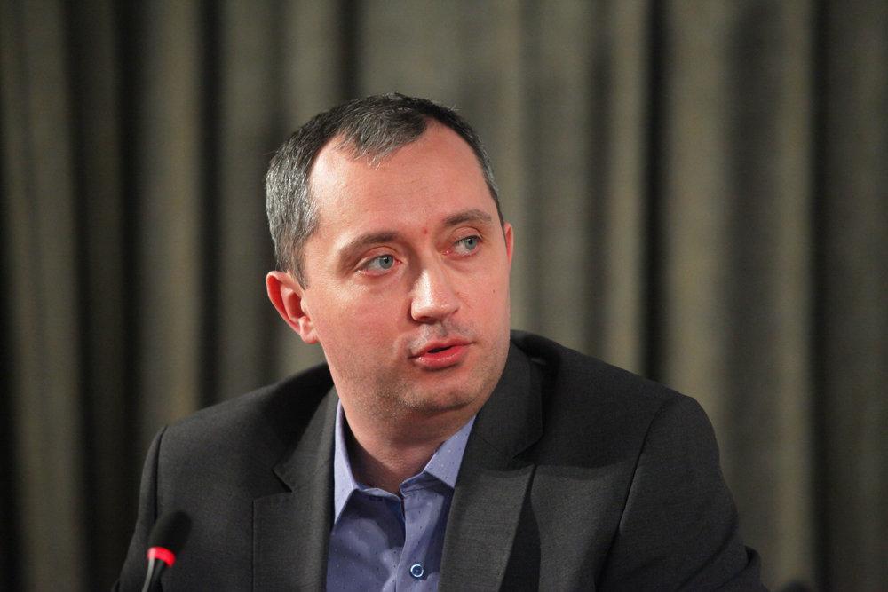 Автор предложенной гимнастики Александр Шишонин. Фото: Олеся Курпяева/РГ