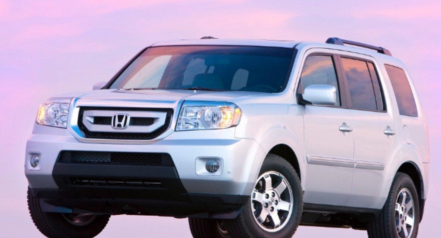 Стоит ли брать Honda Pilot с пробегом? Исследования