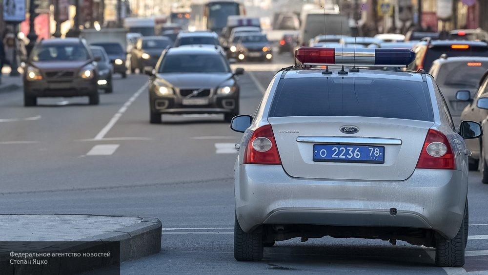 Момент ДТП на Московском шоссе в Рязани попал на видео