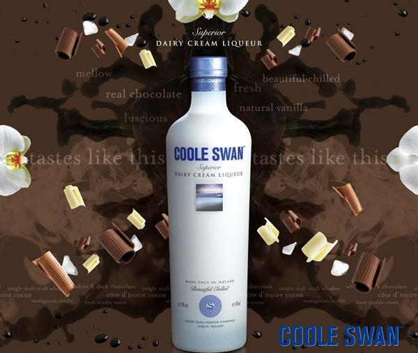 Спиртные напитки. Ликер Coole Swan (Кул Свон)