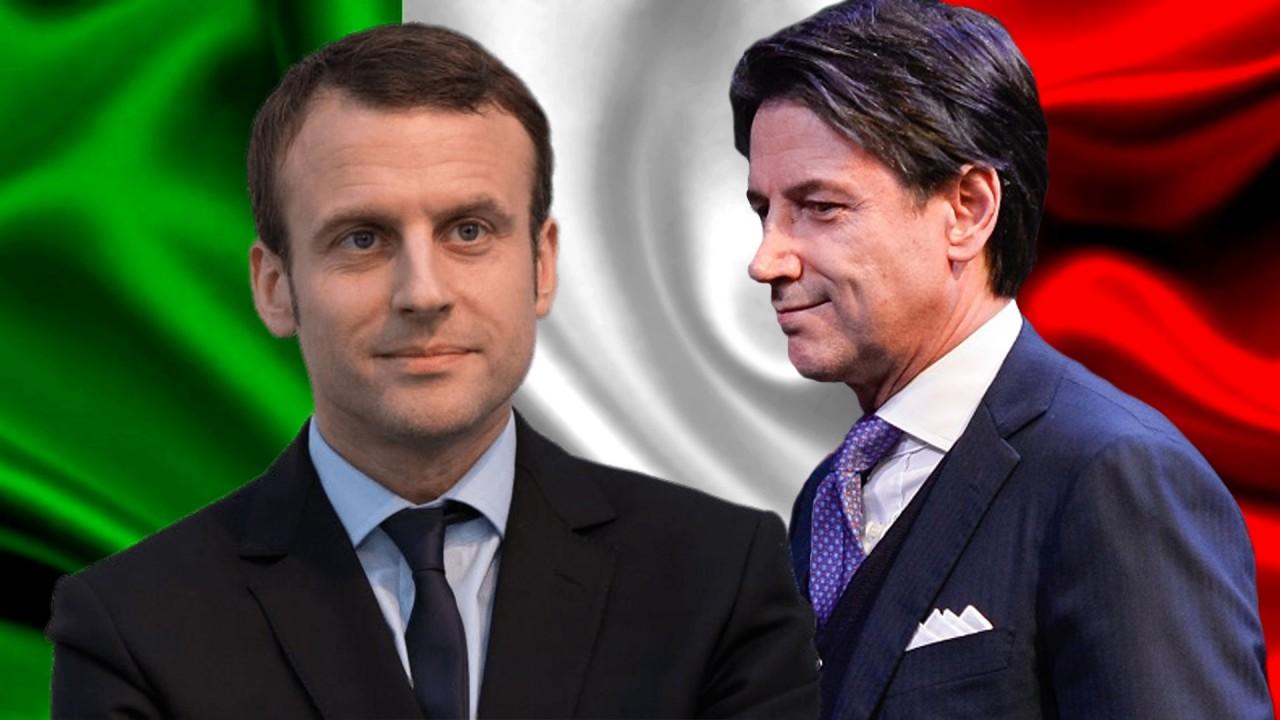 «Пропутинские» итальянцы устроили демарш Макрону из-за беженцев