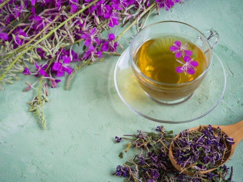 как сделать домашний чай