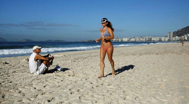 Почему пляжи в Рио-де-Жанейр…