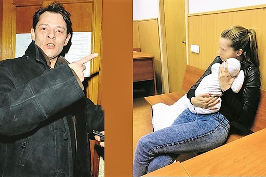 Кумир 90-х обул бывшую любовницу на миллион рублей