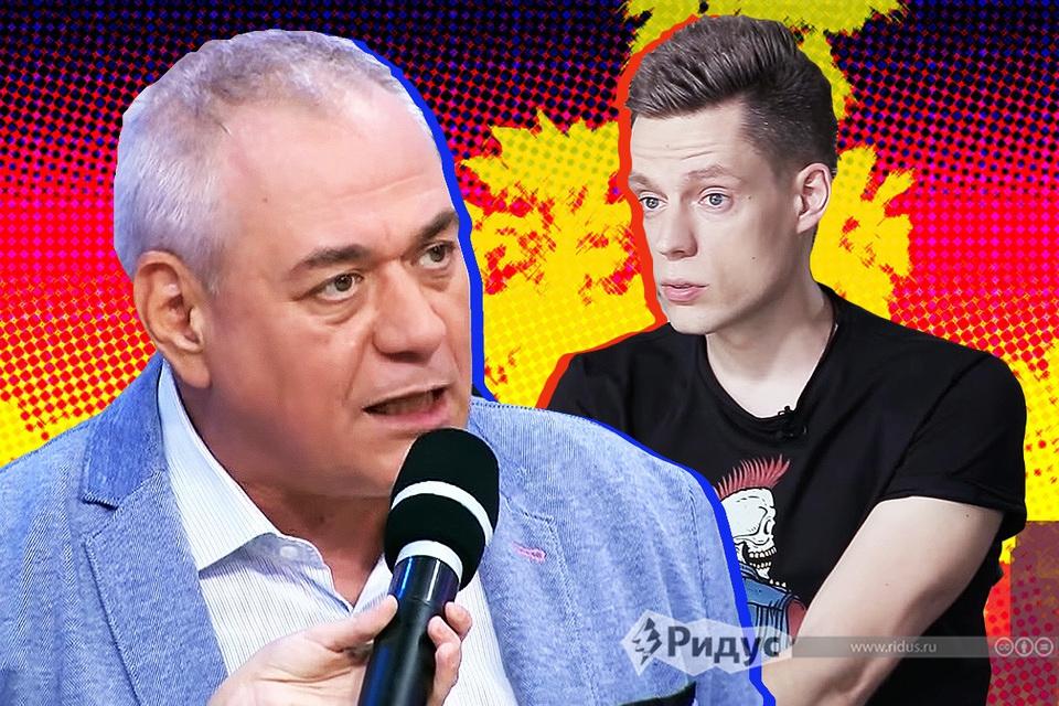 Доренко Интервью С Проституткой