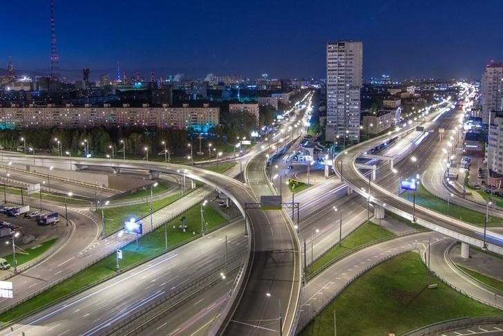 Москва вошла в тройку мировых лидеров в дорожном строительстве