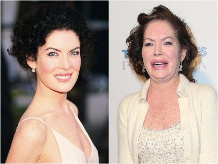 Лара Флинн Бойл, 48 лет внешность, возраст, звезды, знаменитости, красота