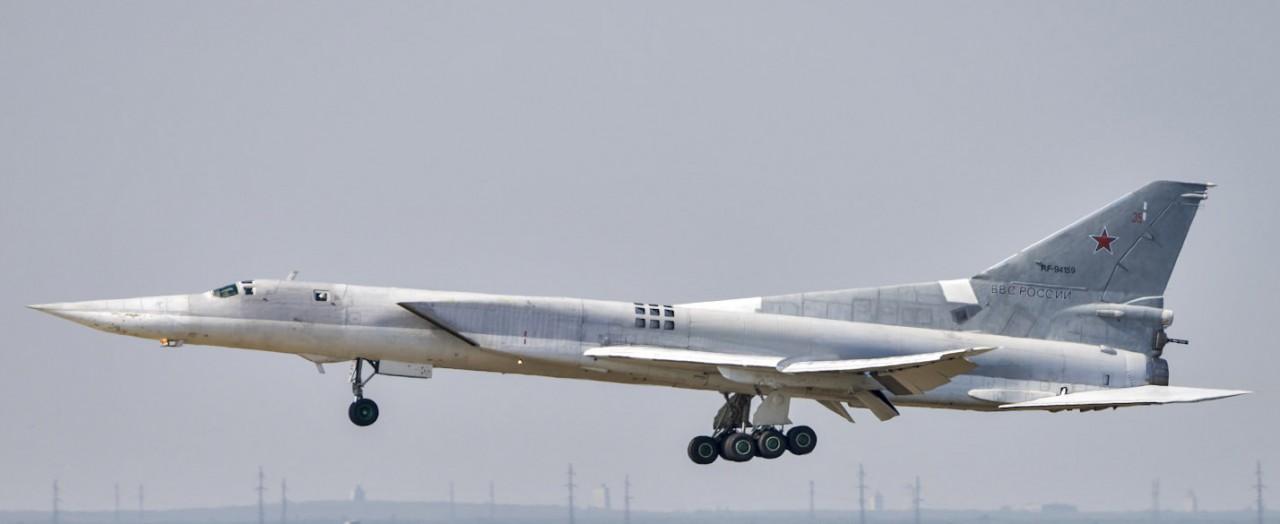 Названа возможная причина катастрофы Ту-22М3