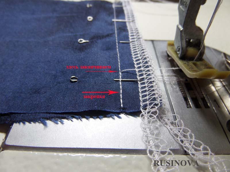 Уроки мастерства: чистые срезы при стачивании деталей