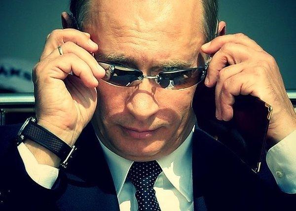 От Путина некуда бежать, он успешно подрывает лидерство США и меняет мировой порядок