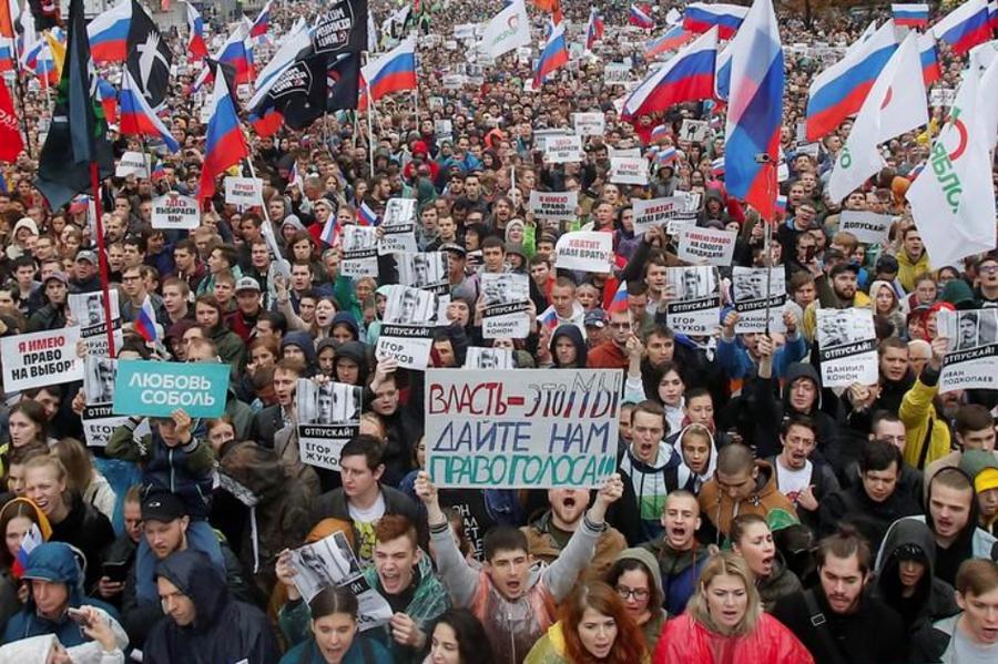 О тех, кто «здесь власть» и как они поменяют Россию власть,общество,политика,протест,протесты,россияне