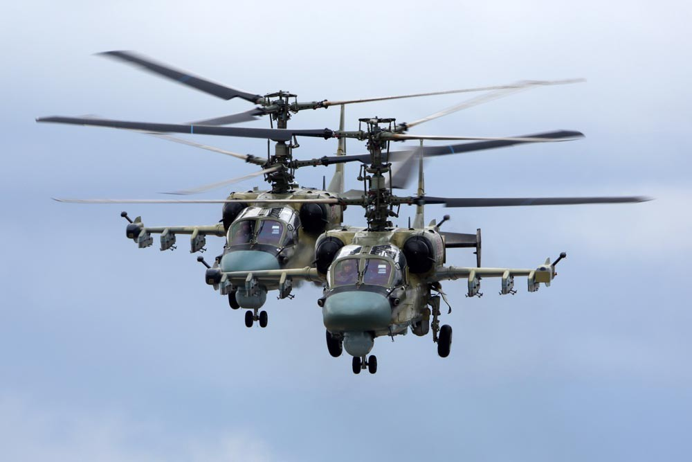 Ударная вертолетная группа В…