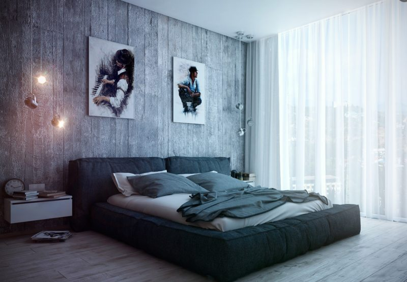 Мужская спальня (4)