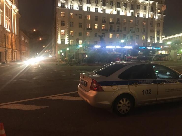 ГИБДД Москвы усиленно штампует «левые» протоколы за «встречку»