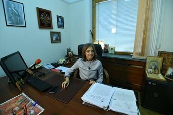 Поклонская считает отъезд нарисовавшего карикатуру художника во Францию побегом