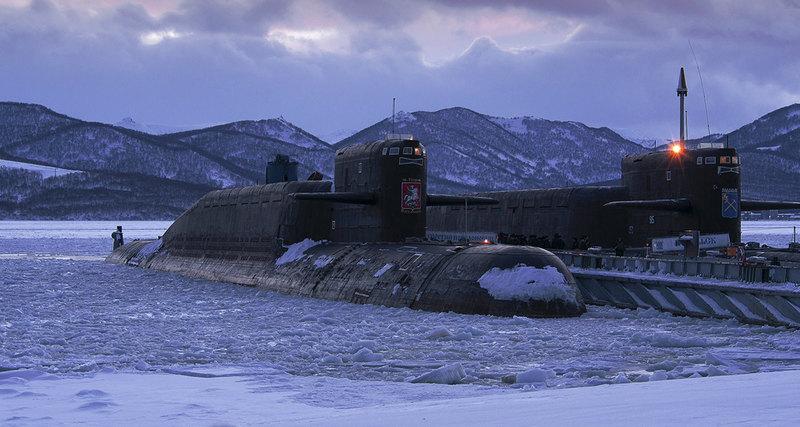 В России разрабатывают подводные лодки 5-го поколения