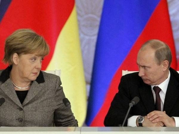 Россия делает ставку на Берлин?