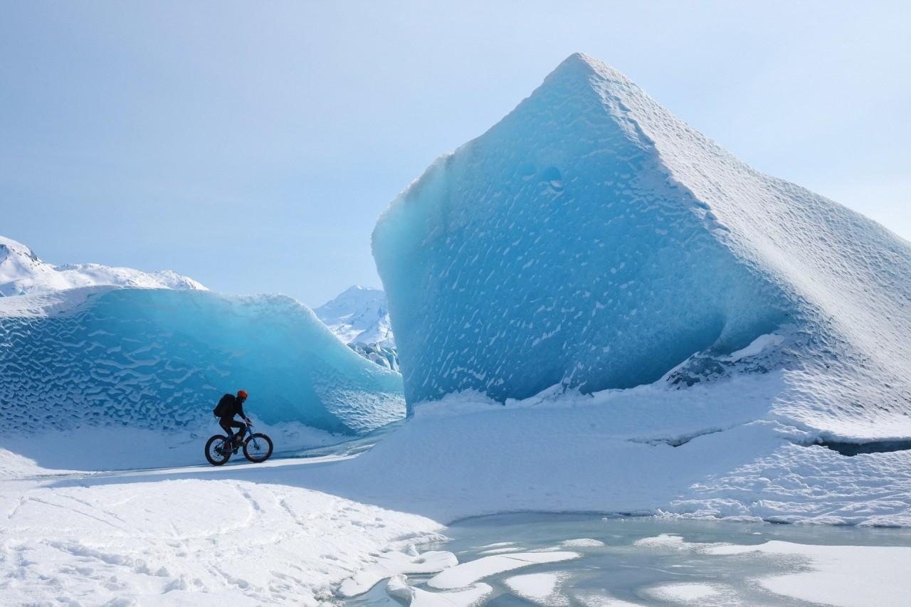 Ледник Кник, Анкоридж, Аляска красивые места, красота, ледник, ледники, природа, путешественникам на заметку, туристу на заметку, фото природы