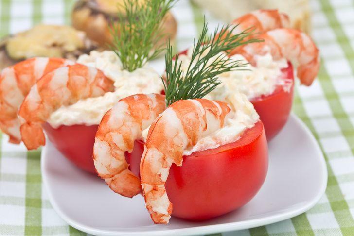 Рецепты удивительных закусок к новогоднему столу