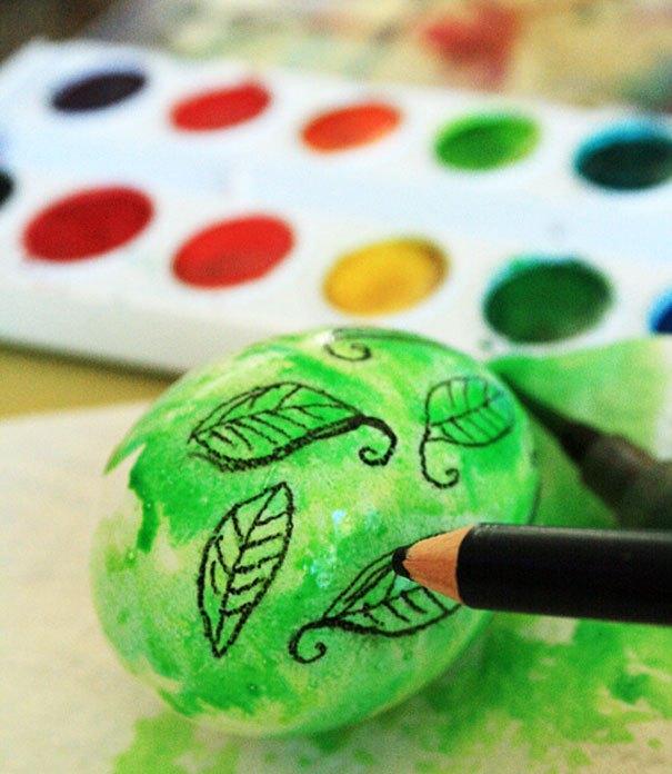 20 креативных идей по оформлению пасхальных яиц… Вдохновляйтесь и вооружайтесь!