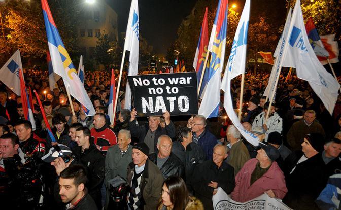Россия и НАТО снова хлопнули дверями