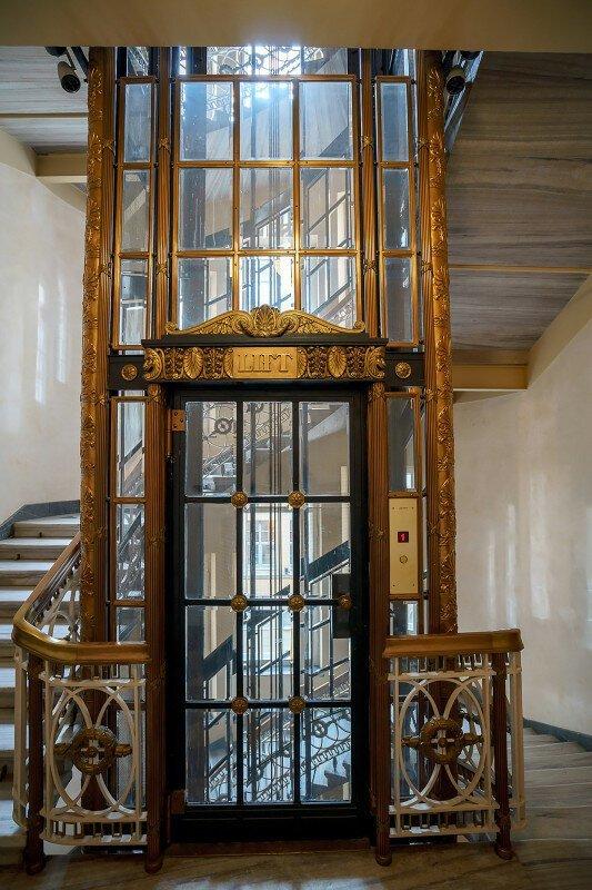 Дом Мертенса #Санкт-Петербург, #история, #техника