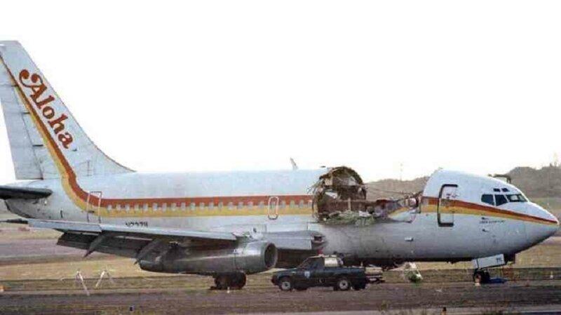 Боинг без крыши. Последний рейс АВИАКАТАСТРОФЫ, авиация, происшествия, самолеты