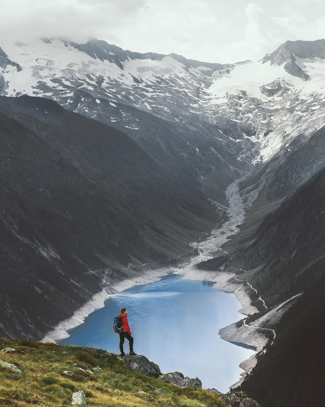 Захватывающие приключенческие фотографии Александра Ладанивского путешествия,туризм