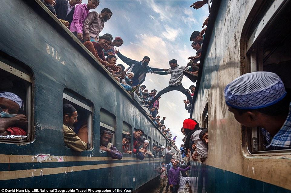Фотографии, принимающие участие в конкурсе National Geographic Travel Photographer of the Year Contest 2016