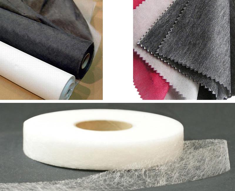 Как и чем дублировать ткани при пошиве изделий
