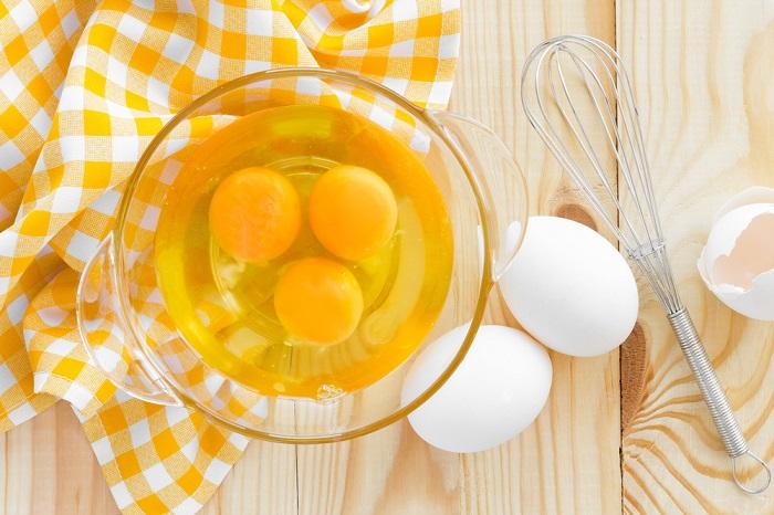 Как приготовить омлет без молока