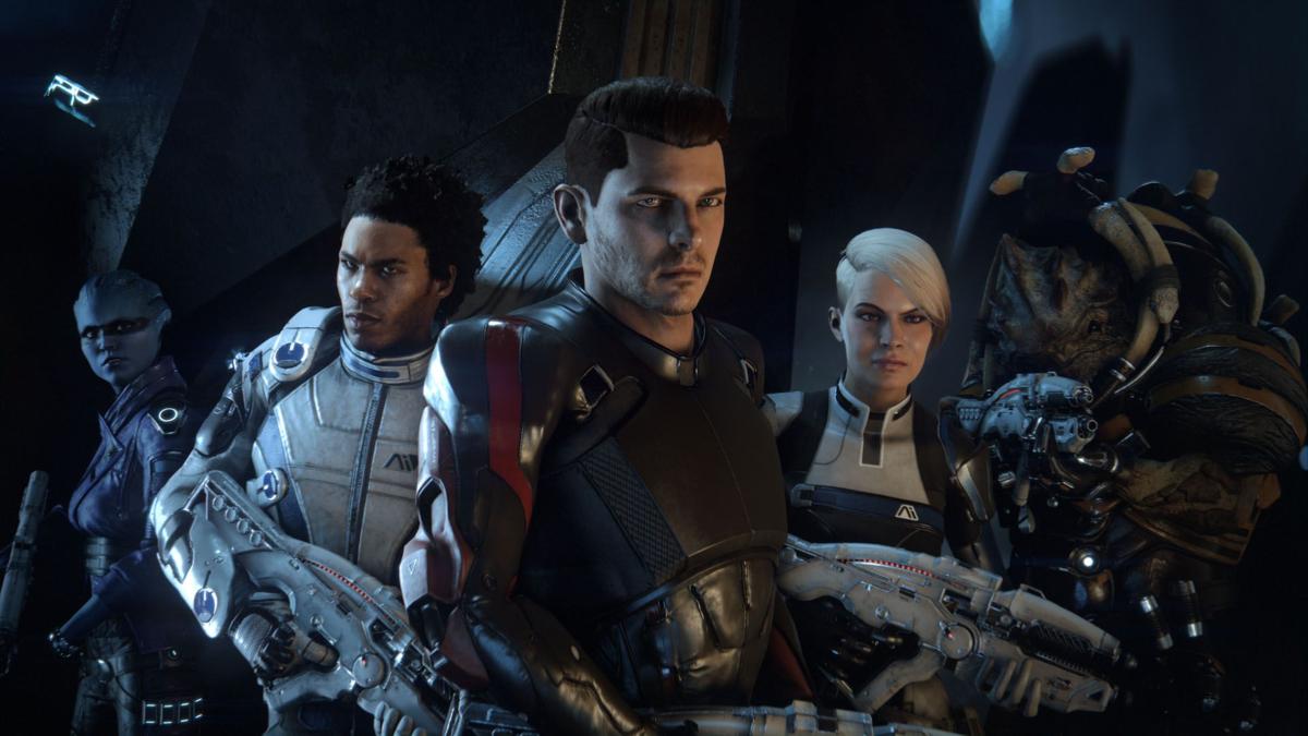 Три Mass Effect лучше Mass Effect!