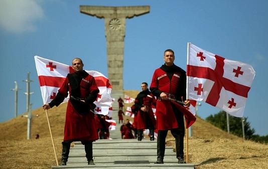 ВГрузии снова предлагают праздновать день победы натюрками-сельджуками