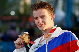 Знаменосцем сборной РФ на закрытии юношеских ОИ будет Сергей Чернышев