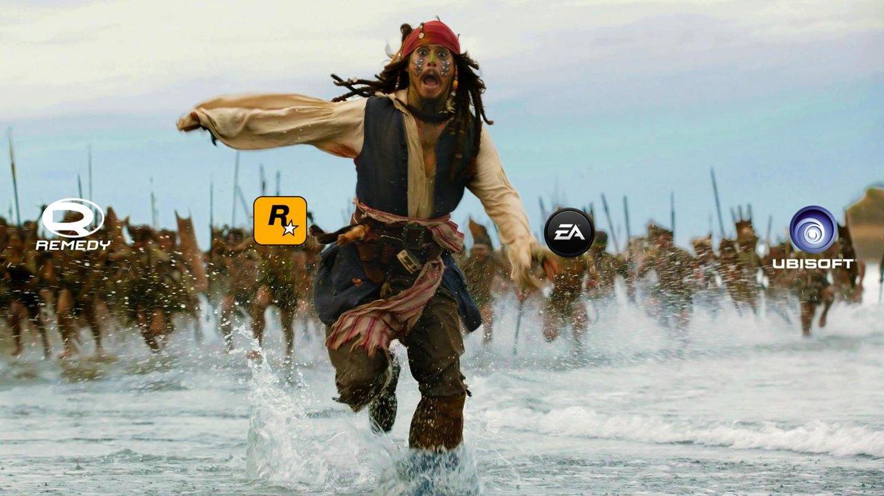 Ловушка для пирата: самые оригинальные способы защиты игр